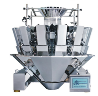 RE-A10 Ten Head Weighing Machine