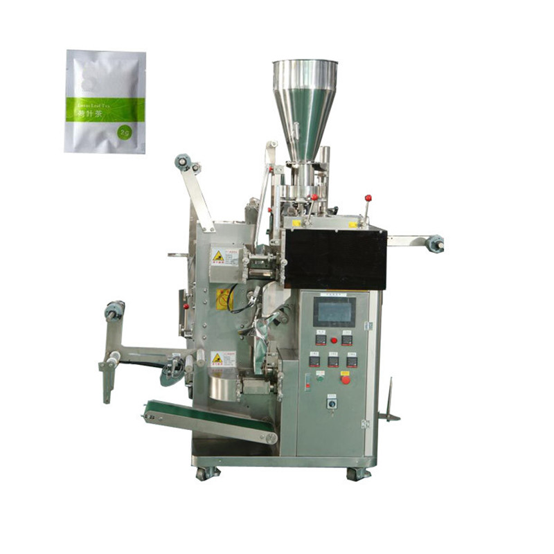 Automatic tea bag inside and outside bag packaging machine filter bag tea packing machine