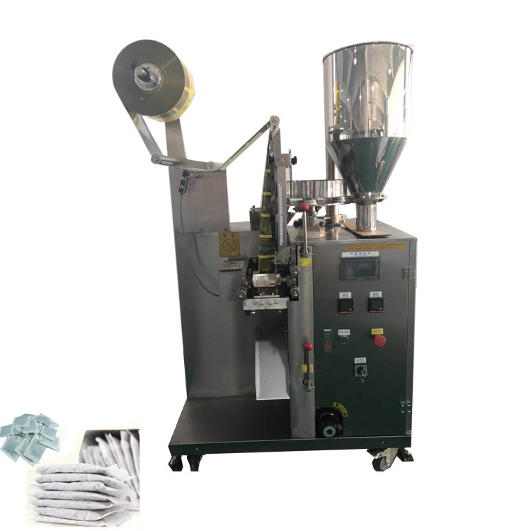 Automatic sugar tea bag packaging machine granule food vertical packing machine