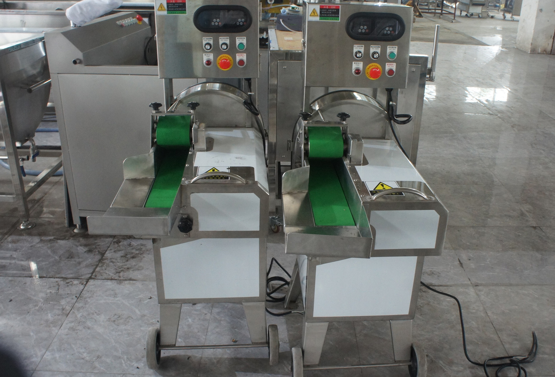 Vegetable Cutter RE-125