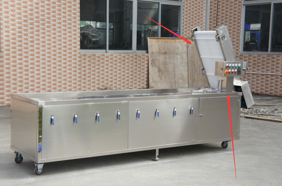 Bubble Vegetable Washer RE-22